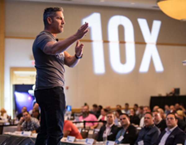 How to 10X your business, income and life